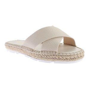 Nine West Demetria Espadrille sandals size 5.5